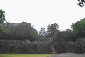 Kumamoto castle 2 (photo by Kotodamaya)