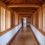 Nishinomaru of Himeji Castle (photo by Kotodamaya)