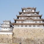 Himeji Castle2 (photo by Kotodamaya)