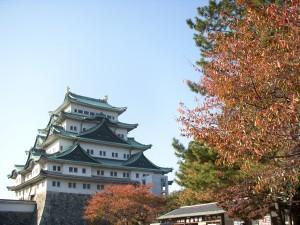 Nagoya castle (by Kotodamaya)