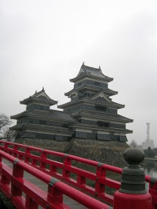 Matsumoto castle (photo by Kotodamaya)