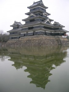 Matsumoto castle2 (photo by Kotodamaya)