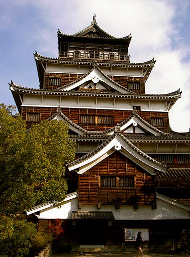 Hiroshima Castle (Photo by Tanja Rauh)