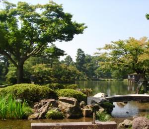Kenrokuen (Photo by Kotodamaya)