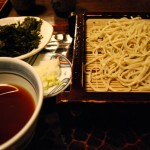 Iwanori soba at Taga soba (Photo by Kotodamaya)