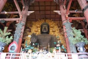 Nara Buddha Statue 1(Photo by Kotodamaya)