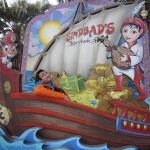 Face-in-the-hole Board : Tokyo Disney Sea